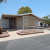 Mobile Home for Sale: 2 Bed, 2 Bath 1986 Tiffany- Groundset, Furnished And Perimeter Lot! #3, Apache Junction, AZ