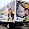 Billboard for Rent: Rolling Adz Mobile Billboards, Salem, Salem, OR