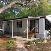Mobile Home for Sale: Corner lot Park Model Home with Land in FL, Apopka, FL