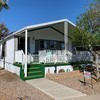 Mobile Home for Sale: Hacienda de Valencia #299, Mesa, AZ