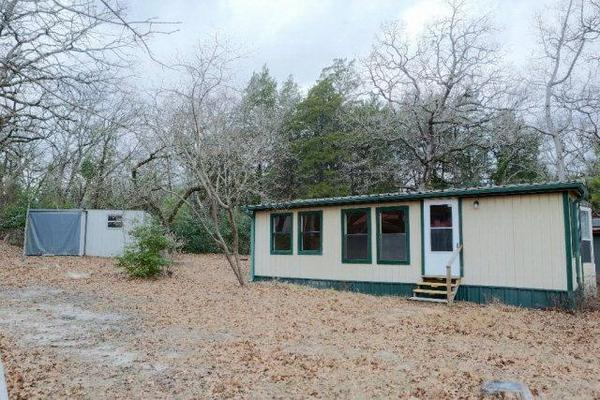 Resort Off Wtr Res Mobile Home Singlewide Athens Tx Mobile