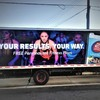Billboard for Rent: Truck Side Advertising, Mobile billboards!, Las Vegas, NV