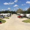 RV Park: The Backyard RV Park, Sweeny, TX