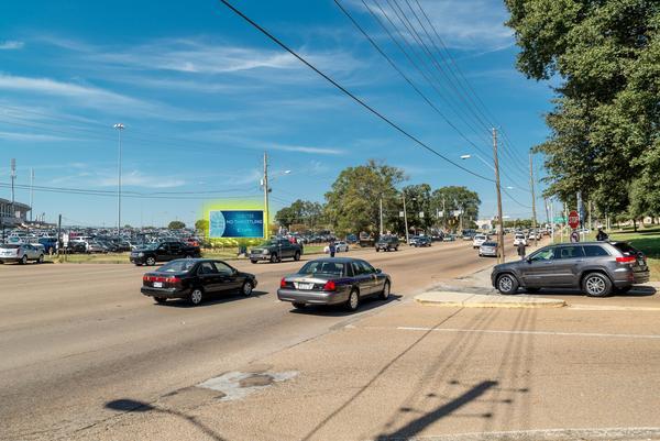 Jackson, MS (State Street) Northbound Reader