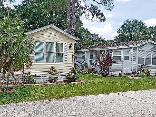 Single Family Detached, Mobile Home - Kissimmee, FL ...