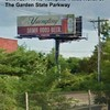 Billboard for Rent: NJ Turnpike Woodbridge NJ , Woodbridge Township, NJ