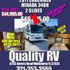 RV for Sale: 2011 MIRADA 34 BH