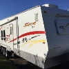 RV for Sale: 2005 Sierra 34FBSP