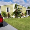 Mobile Home for Sale: 3 Bed/2 Bath Renovated Home On Water w/ Deck, Melbourne, FL