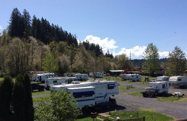Rv Parks Near Sweet Home Oregon