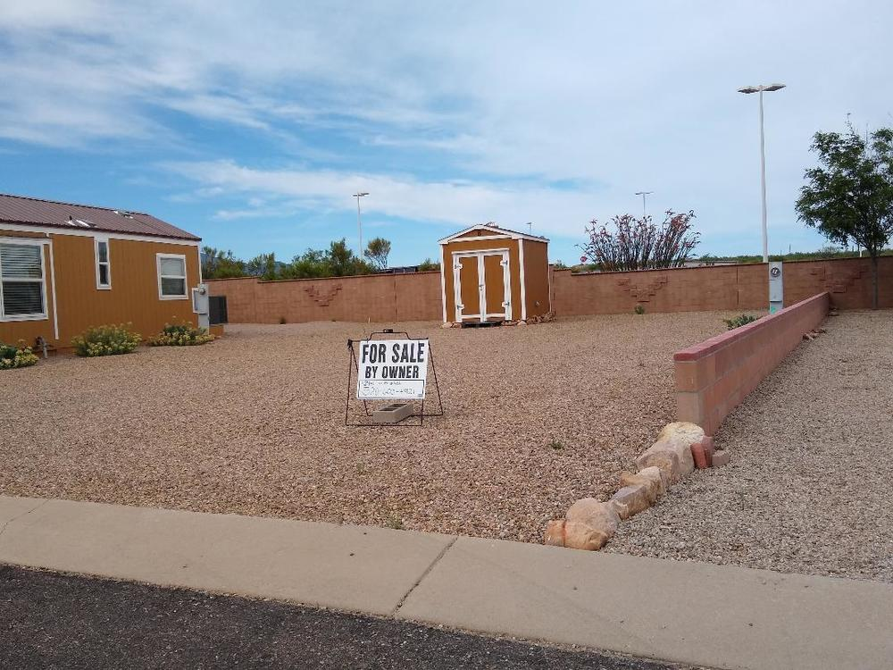 Lot 8 Rv Lot For Sale In Benson Az 1258613