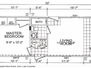 New Mobile Home Model for Sale: Thrifty by Champion Home Builders