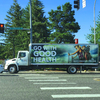 Billboard for Rent: Rolling Adz Mobile Billboards Portland Oregon, Portland, OR
