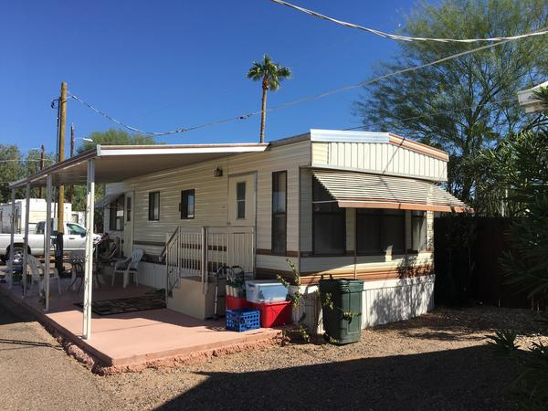 Klahanne Rv Park For Sale In Apache Junction Az 718947