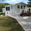 Mobile Home for Sale: BEST LOT RENT IN VENICE FOR SNOWBIRDS!, Venice, FL
