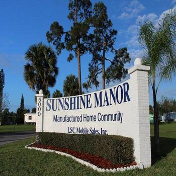 Mobile Home Park In Port St Lucie Fl Savannah Club 68258