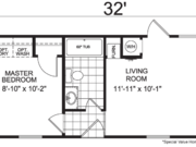 New Mobile Home Model for Sale: Micro by Champion Home Builders