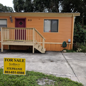 mobile homes for sale near tampa fl