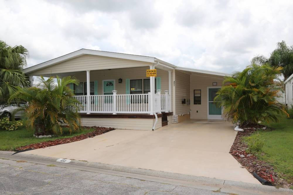 Single Family Detached Mobile Home Vero Beach Fl Mobile Homes