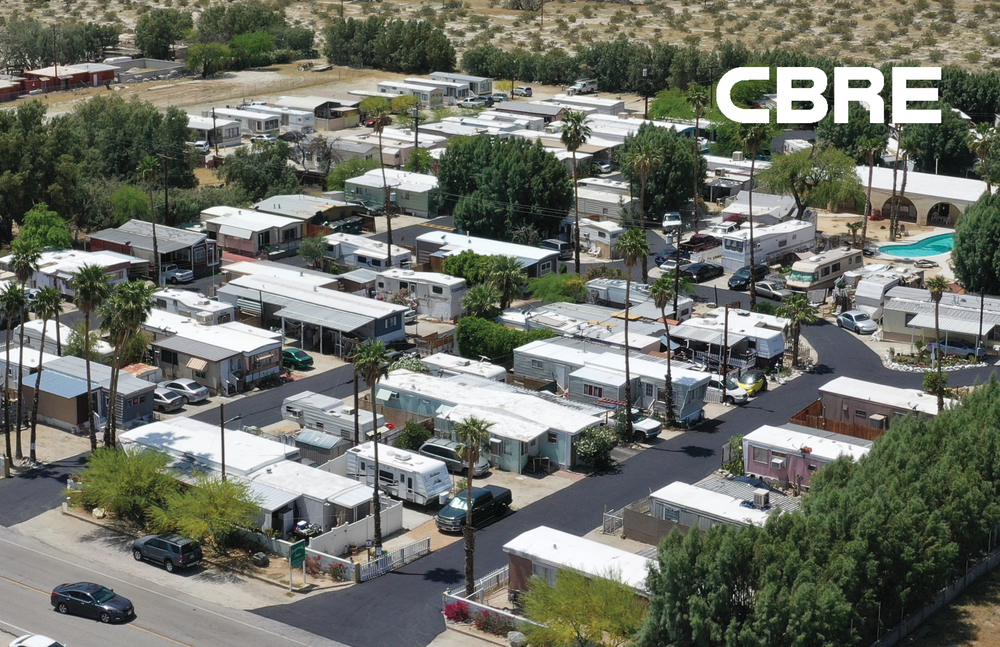 CBRE Manufactured Housing & RV Resorts
