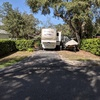 RV Lot for Sale: Private Lot with Holiday Rambler 5th Wheel, Fort Mccoy, FL