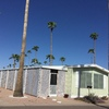 Mobile Home for Sale: Double wide 2br 2 ba in 55+ lot Rent Lot 100, Mesa, AZ