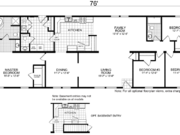 New Mobile Home Model for Sale: Panama by Champion Home Builders