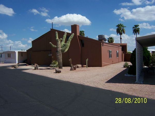 Ironwood Mh Park Directory Rv Park In Apache Junction
