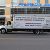 Billboard for Rent: Truck Side Advertising San Fran for $1,750!, San Francisco, CA