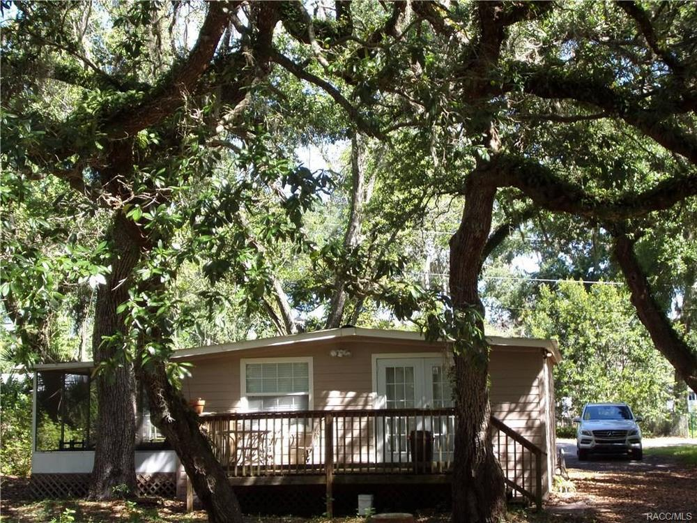 mobile home for rent in Inverness, FL: Mobile - Double ...