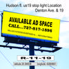Billboard for Rent: R-11-19, Hudson, FL