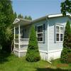 Mobile Home for Sale: Mobile Manu Home Park,Mobile Manu - Double Wide - Cross Property, Sandy Creek, NY
