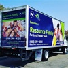 Billboard for Rent: Rolling Adz Mobile Billboards IN TAMPA, FL, Tampa, FL