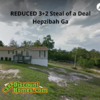 Mobile Home for Sale: REDUCED 3+2 Steal of a Deal!, Hephzibah, GA