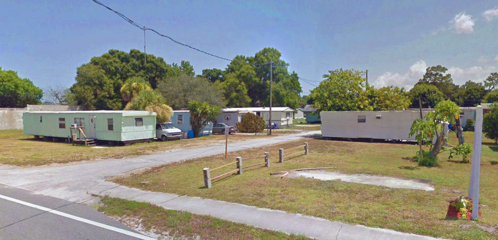 Photo of Mobile Home Lot