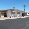 Mobile Home for Sale: 2 Bed, 2 Bath 1975 Buddy- Central A/C And 3 Storage Sheds! #68, Apache Junction, AZ