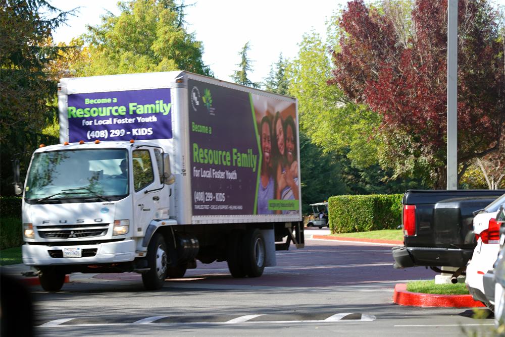 Mobile Billboard in Washington