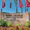 Mobile Home Park: King Arthur Estates, Riverside, CA