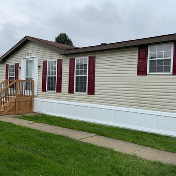 24 Mobile Homes for Sale near Caro, MI. on 1989 fleetwood mobile home, 1988 14 x 66 single wide mobile home, double wide trailer home,