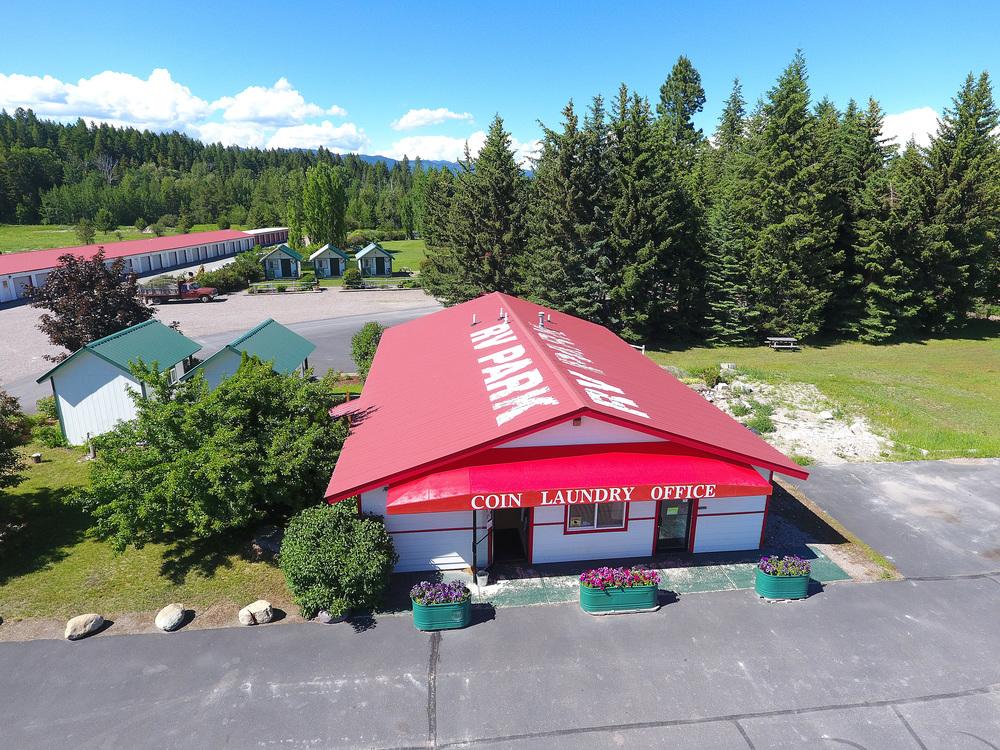 Glacier Peaks RV Park & Mini Storage