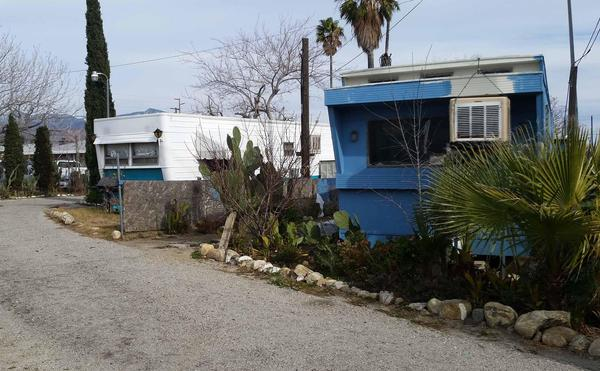 Mountain View Trailer Park Mobile Home Park For Sale In Banning