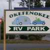 RV Lot for Rent: Okefenokee RV Park, Homeland, GA