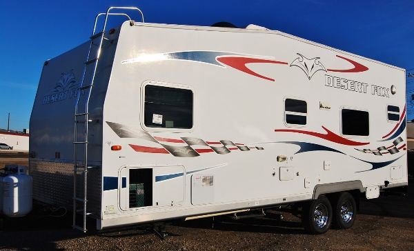 2007 Desert Fox 24as Rvs For Sale In Boise Id