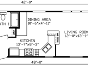 New Mobile Home Model for Sale: Freemont by Cavco Homes