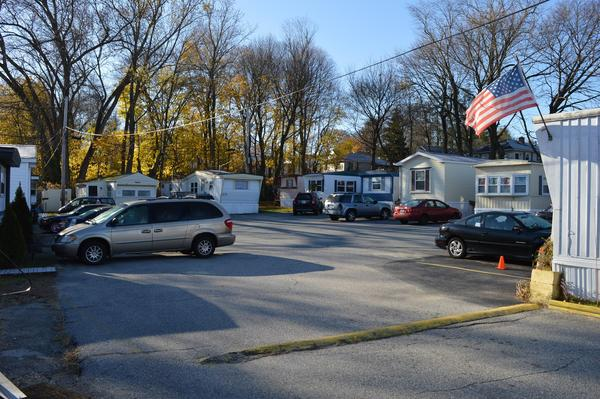 Mobile Home Park for Sale in Johnston, RI: 776 Hartford Ave. Mobile