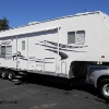 RV for Sale: 2005 Vortex 385WTB Fifth Wheel Toy Hauler Slide-Out