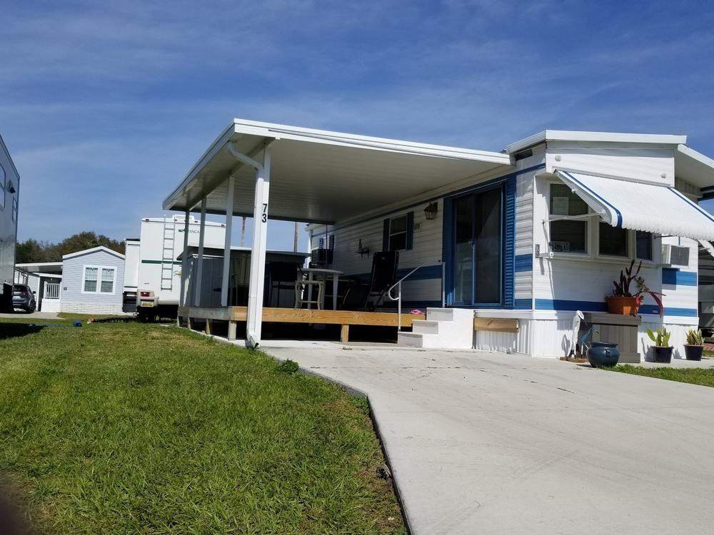 Mobile Home For Sale In Zephyrhills Fl 1983 Hone 1034168