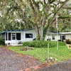 Mobile Home for Sale: Large 2 Bed/2 Bath Home With No Rear Neighbors, Large Back Yard, Brooksville, FL