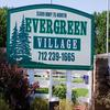 Mobile Home Park for Directory: Evergreen Village  -  Directory, Sioux City, IA