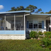 Mobile Home for Sale: IMMACULATE FRESHLY PAINTED 2/2 CALL LINDA 727-992-8448, New Port Richey, FL